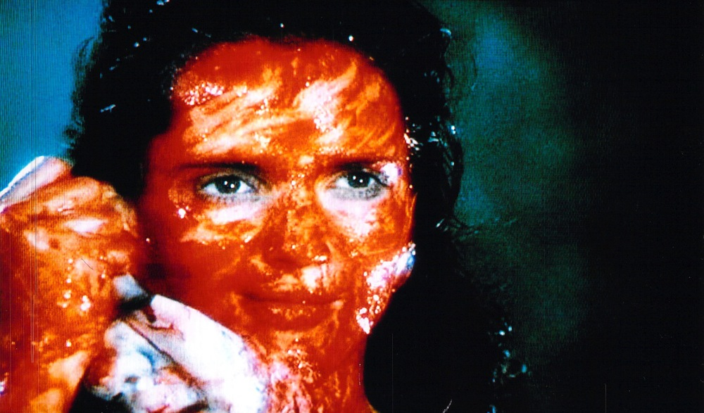 "Hellbound: Hellraiser II. Ashley Laurence as the ""Final Girl""."