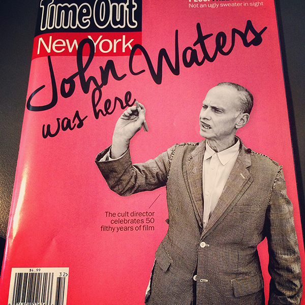 I saw this cover on the newsstand today and immediately bought it, even though I could have probably read it online.