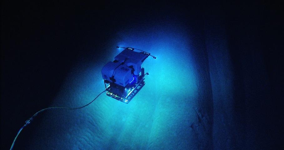 ROV Deep Discoverer.NOAA Okeanos Explorer Program.