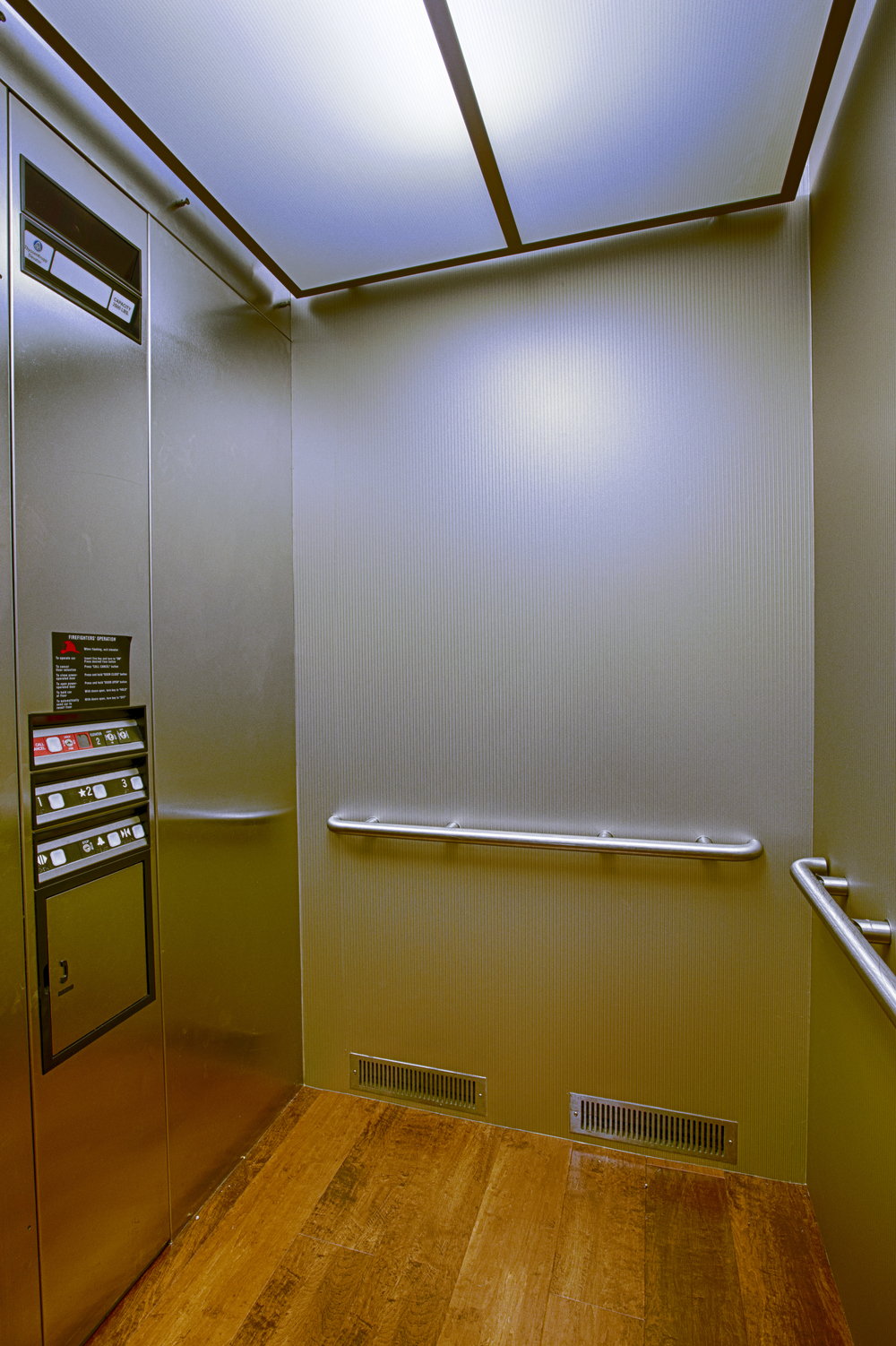 Building Solutions - Elevator Resurfacing