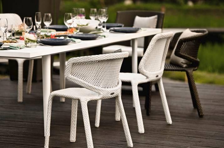 Dedon  BEACHWOOD COLLECTIVE - Dedon outdoor furniture