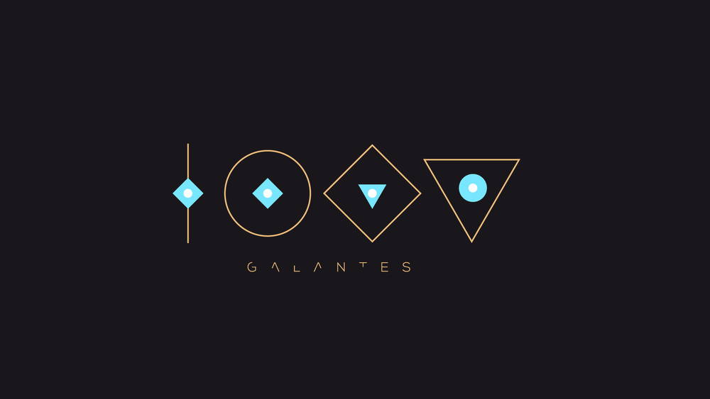 Splash screen de 1000 Galantes