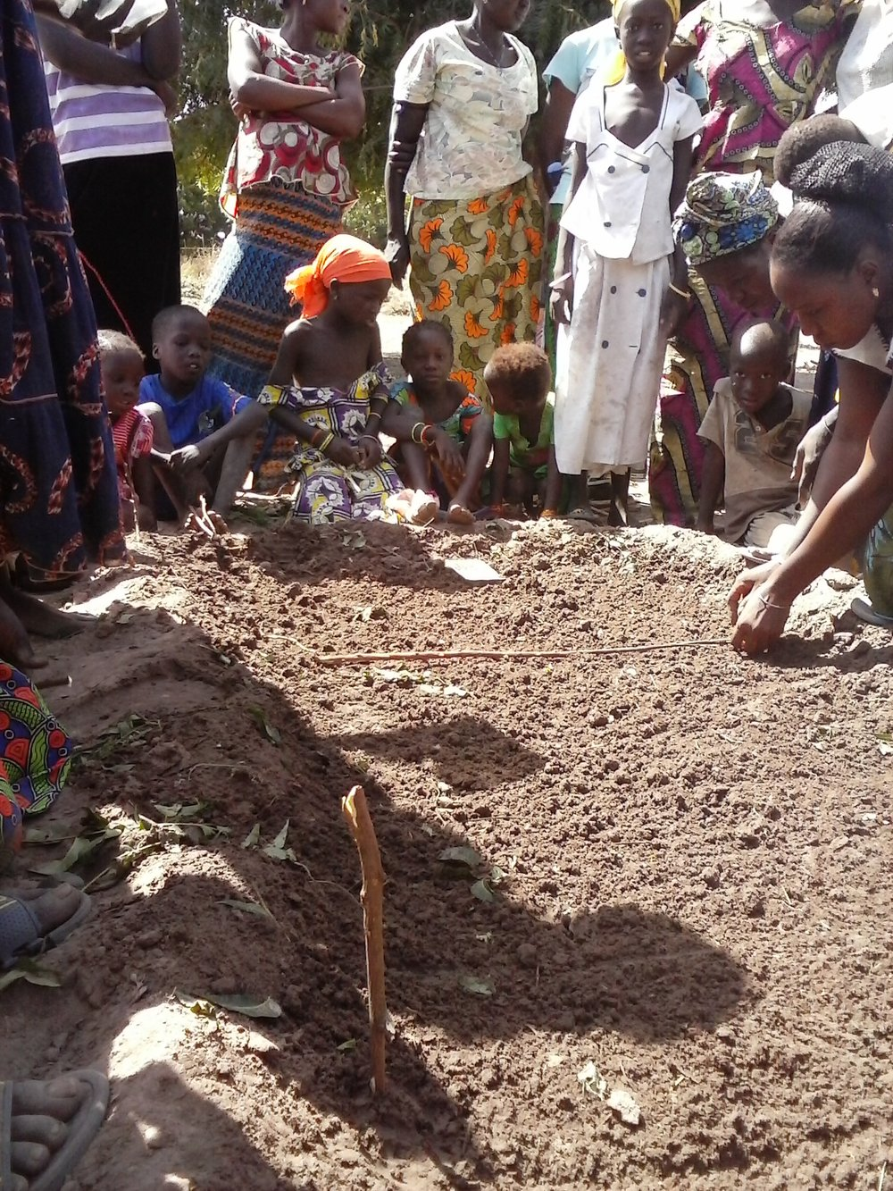 demo of plant spacing at Malam village.jpg