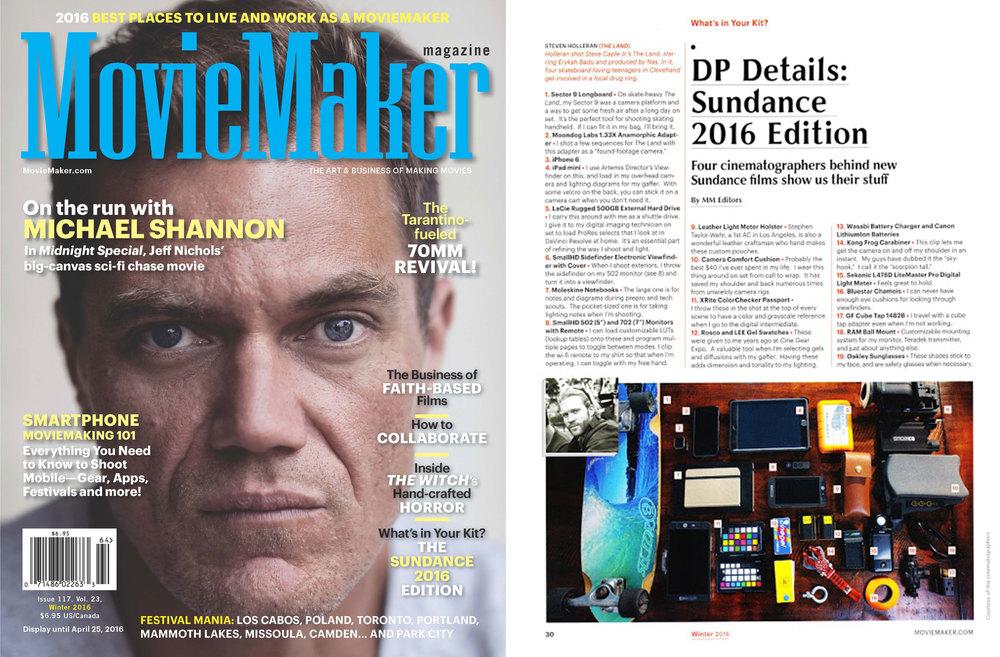 MovieMaker Mag 2016