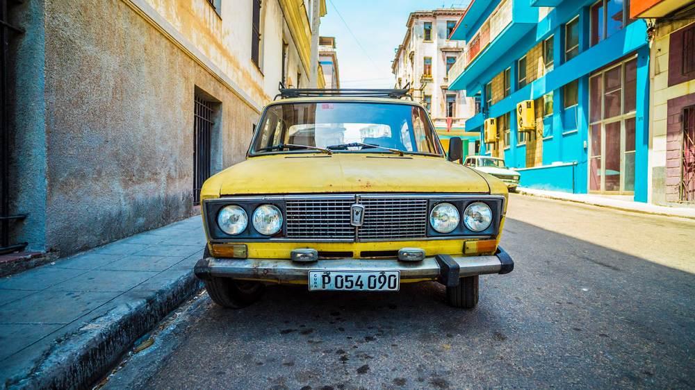 La Habana Vieja F2 1/160