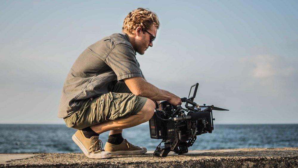 "<img src=""Steven Holleran.jpg"" alt=""Steven Holleran cinematographer director of photography DDA Cuba Malecon Havana"">"