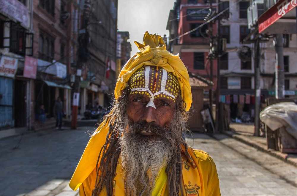 India & Nepal -