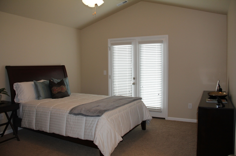 Midvalley Station Master Bedroom