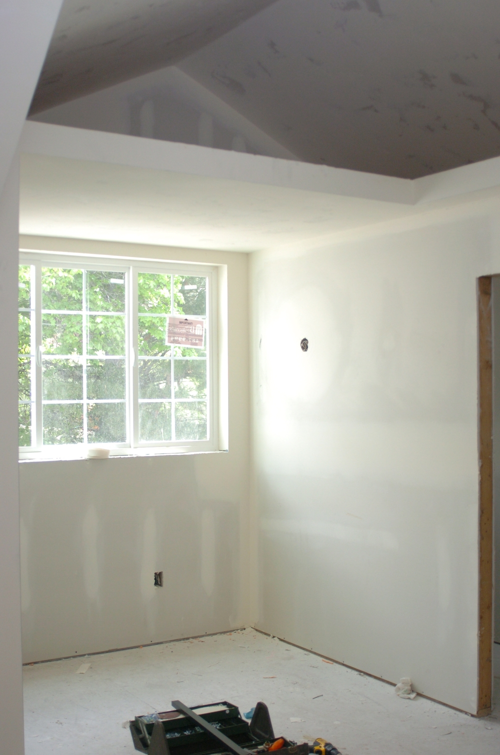 Sleepy Hollow Kid's Room with Loft - Drywall