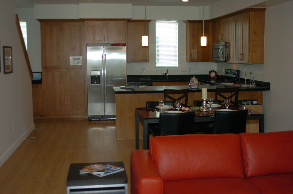 Marmalade Kitchen / Dining / Living