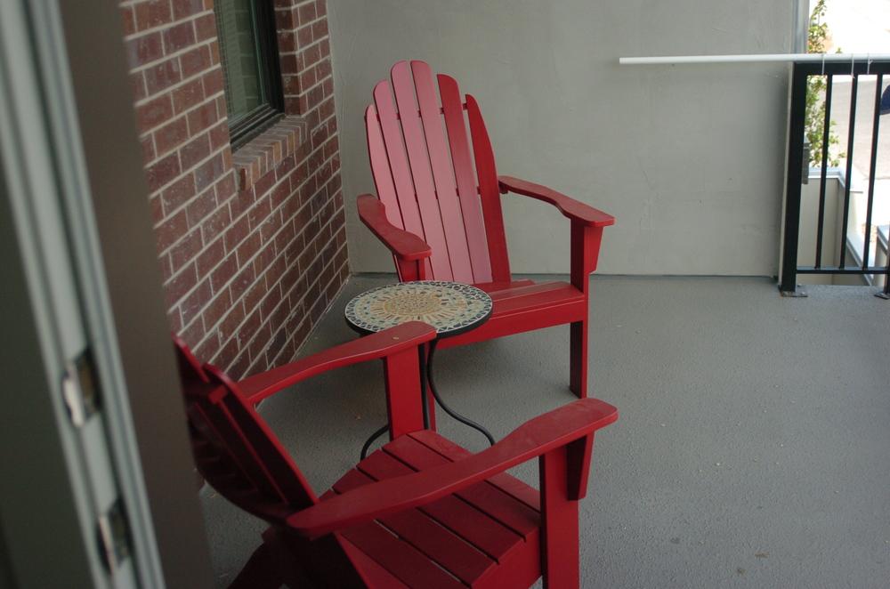 Marmalade Deck