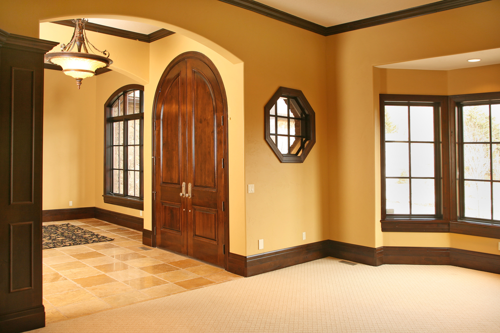 Entry, Formal Dining, Formal Living