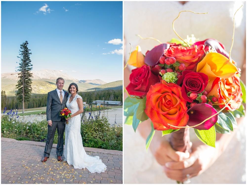 Mountain Wedding | Sonja K. Photography | Breckenridge Colorado