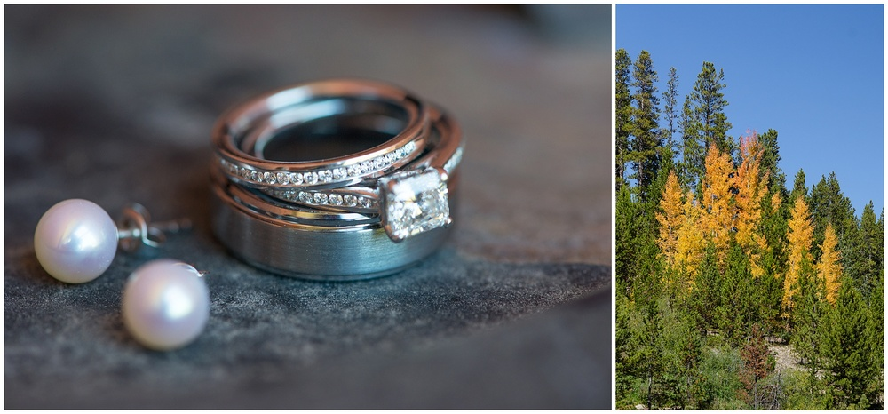 Mountain Wedding Detail Shots | Sonja K. Photography | Ten Mile Station Breckenridge Colorado