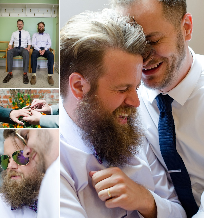 Gay Wedding | Sonja K. Photography |Everyday Joe's Coffee House Fort Collins Colorado