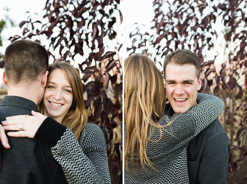 Engagement Photos | Sonja K. Photography | Odell Brewing Company Fort Collins Colorado