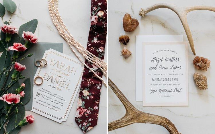 Wedding Invitations And Save The Dates Basic Invite Sonja K