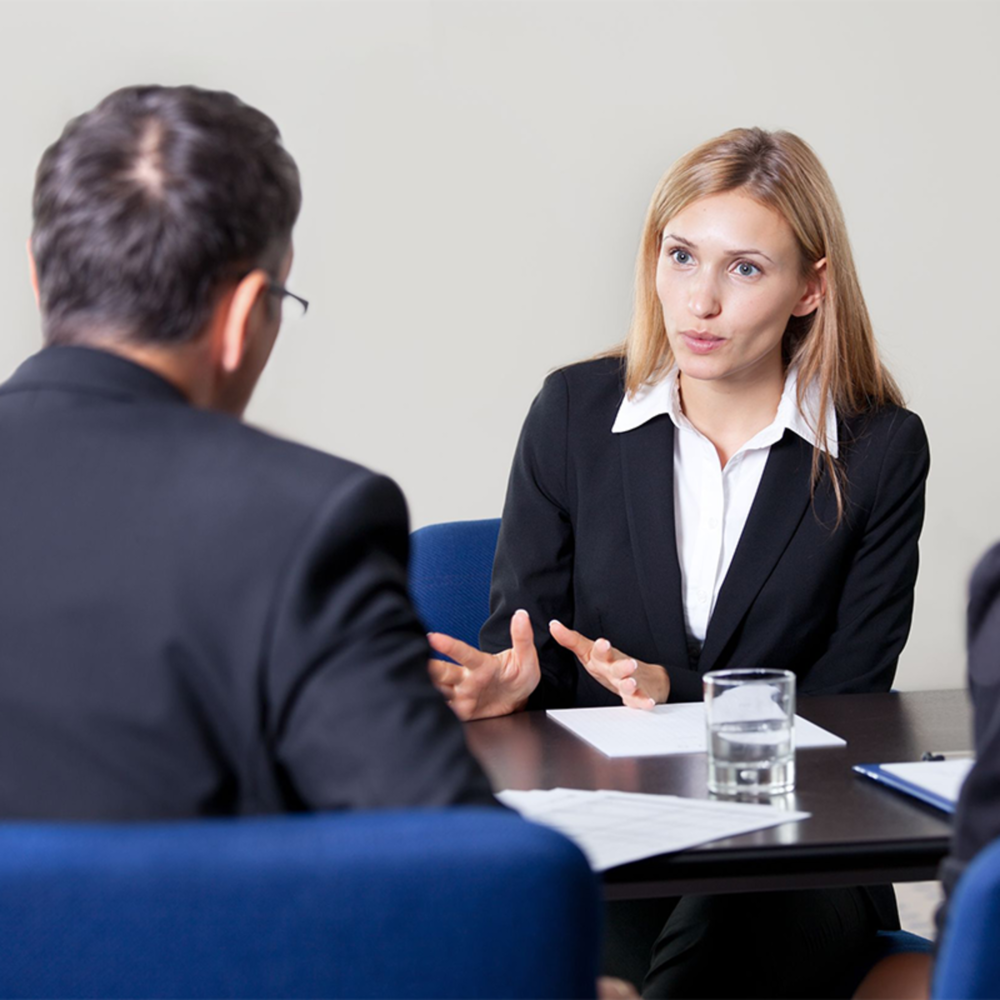 - Do you really know how to interview candidates?