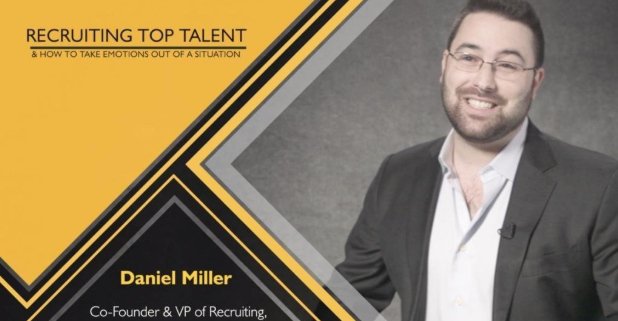 - Daniel Miller, VP of Recruiting & Co-Founder of Empowered Staffing, was interviewed by BizCastHQ on strategies for Recruiting Top Talent.Check out the video here: