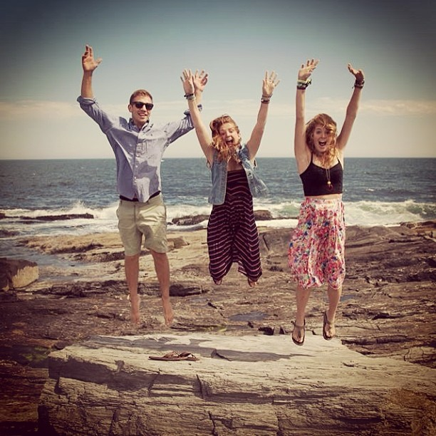 Stay tuned, friends!  The Locavaux Crew has something pretty great to announce this afternoon--we're jumping for joy!