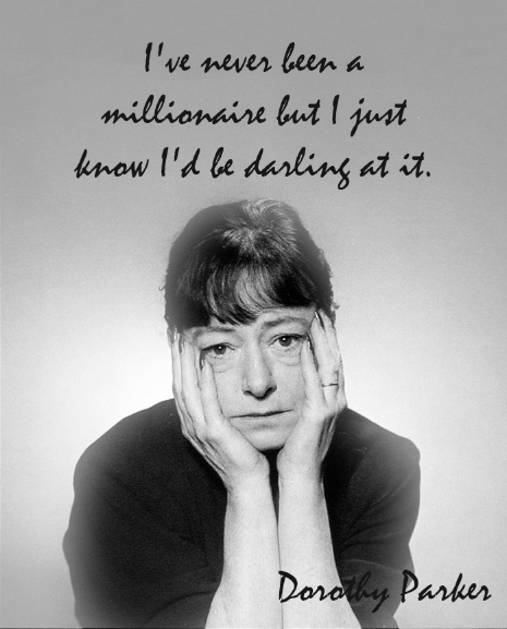 quote by Dorothy Parker
