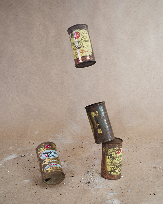 mpdrolet: Champagne Velvet 2 (Beeramid), 2013 Christian Patterson