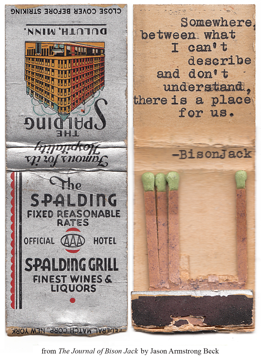thejournalofbisonjack: The Spalding
