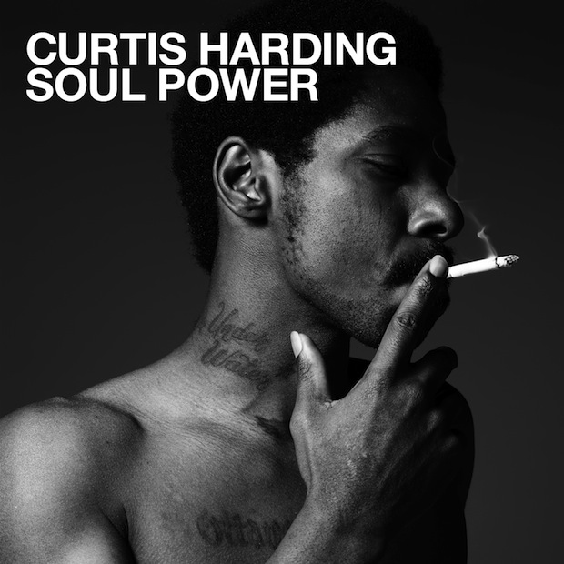 Shouts to the homie, Curtis Harding. Look out for his album, coming soon.