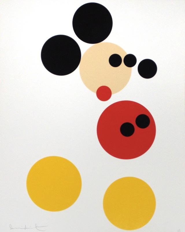 artnet :       Hello Mickey!