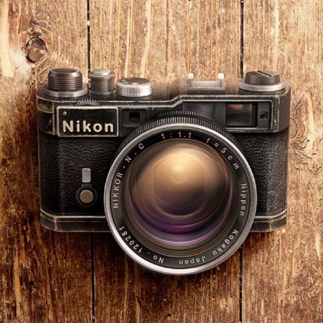 juliencoppola: Nikon 📷 #photo #foto #picture #dribbble #art #graphique #love #nikon by antony7bruyere http://ift.tt/1hVqig4 Extraordinary Machine.