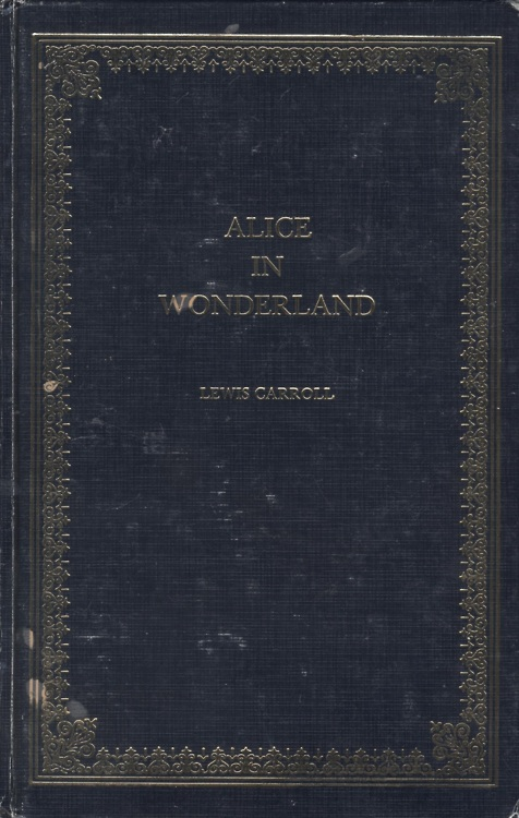 bookmania: Looks Magical! Vintage Alice's Adventures in Wonderland