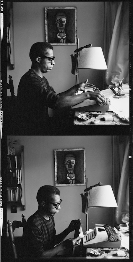 lostinurbanism :     James Baldwin     Royalty, working. Unlike myself.