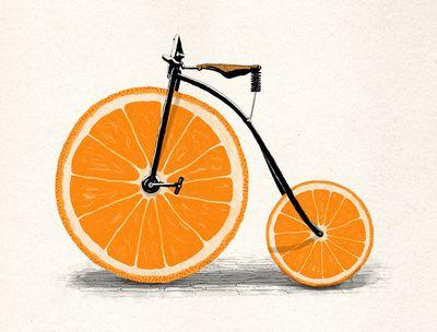 madaboutbike: Speakerine / Florent Bodart