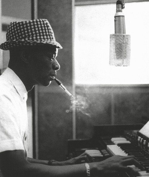 """criminallyinnocent :      """"The people who know nothing about music are the ones always talking about it.""""      — Nat King Cole      Royalty."""