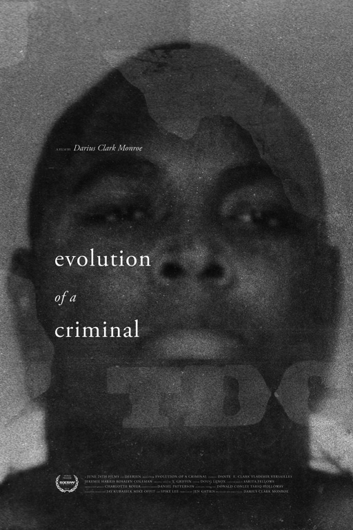 myfirstfeaturefilm :       How often do documentary subjects of color get to dictate how the camera portrays their narrative?       Darius Clark Monroe's autobiographical feature documentary  Evolution of a Criminal Film , chronicling his trajectory since he robbed a bank in highschool—7 years in the making, premieres at  SXSW     PLEASE SEE IT IF YOU WILL BE IN AUSTIN!      This man is the older brother I never had: my filmmaking guardian angel, one of the finest human beings NYU Grad Film has contributed to my life. I'm elated the world finally gets to bask in his talent and endless hard  work. Look up the word GRIT—you'll see his face.           Gotta see this joint!