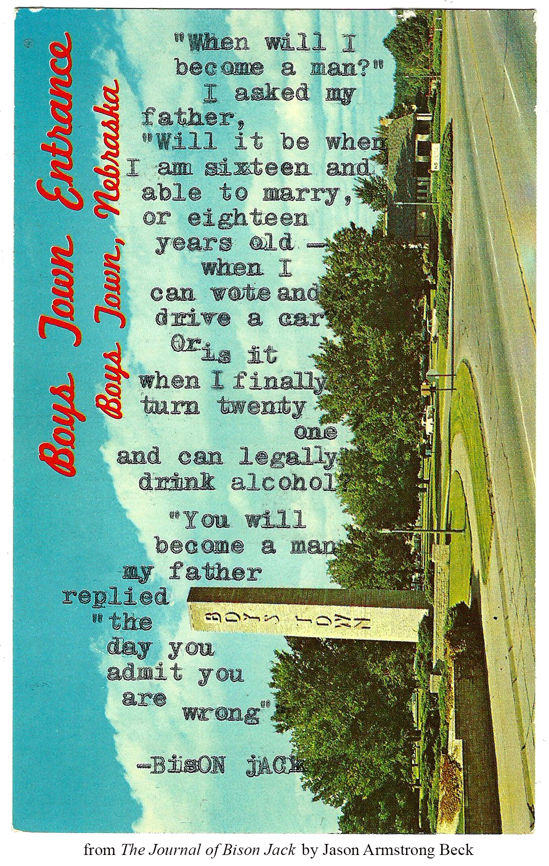 thejournalofbisonjack: BOYS TOWN, NEBRASKA / a fall bloom