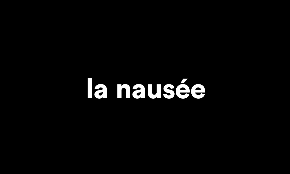 magnificentruin: … Not sure what this means, but it's fun to guess. I'm gonna go with nausea, or noisy, or nosey. Maybe even nasty. *shrug*