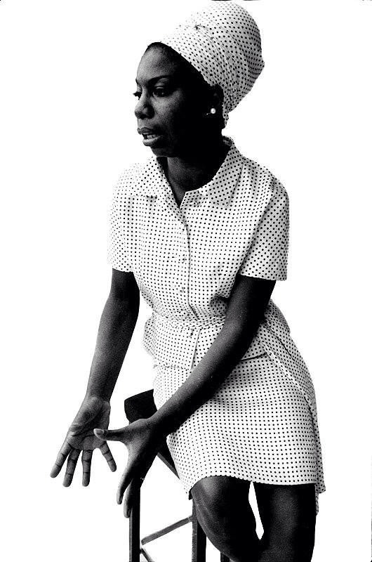 faderstyle: the best that ever did it robinblackhoodie:  Nina Simone!!! Royalty.