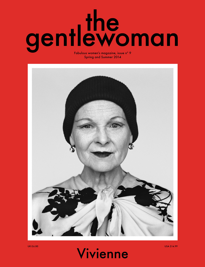 magazinewall: The Gentlewoman (London, UK) G.