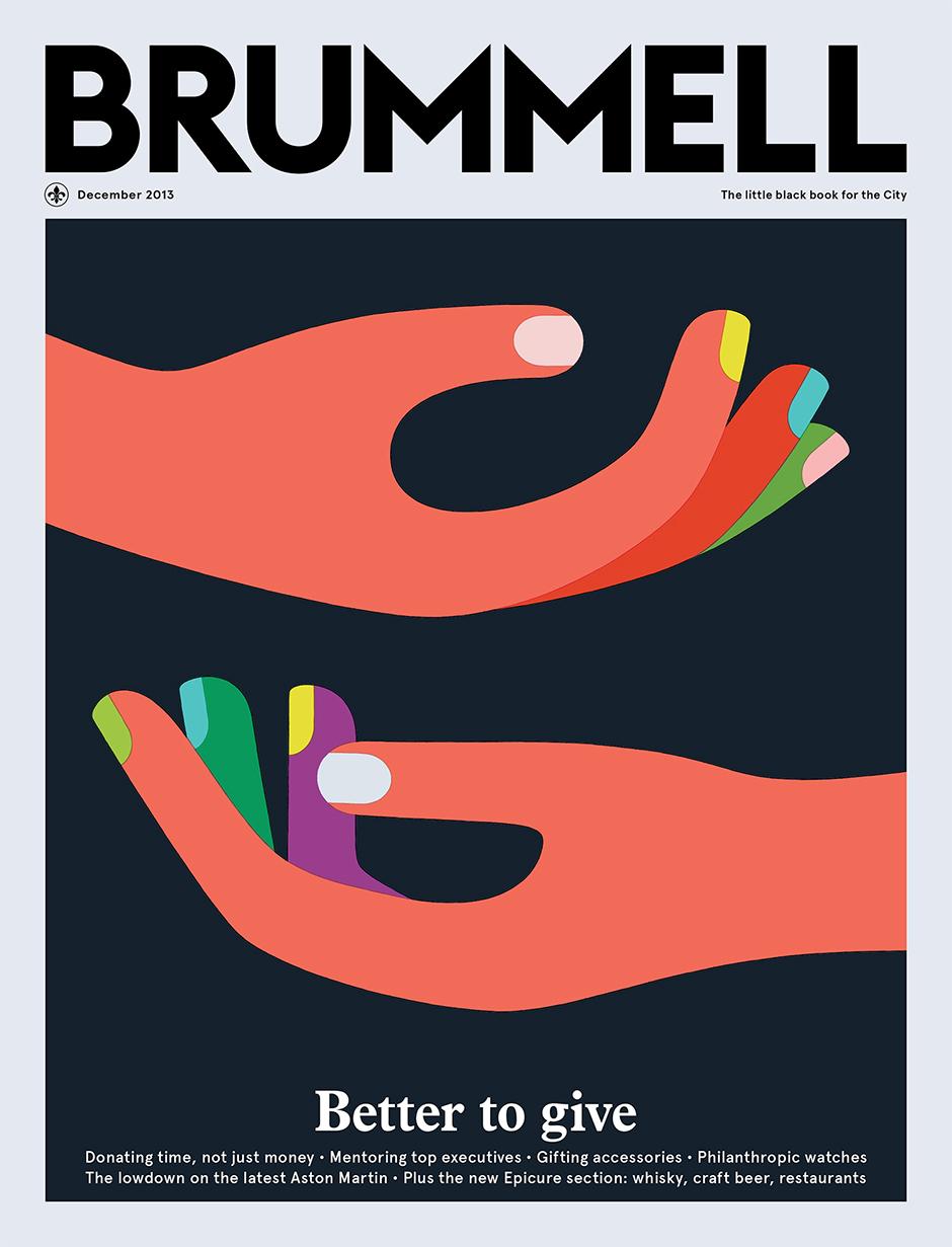 magazinewall :     Brummell (London, UK)     Perfect.