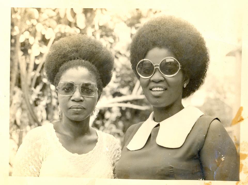 nigerianostalgia :     Nigerian Women 1970s  More Vintage Nigerian photos      Look at us.
