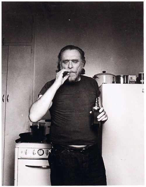 """theangrytherapist :      """"People are strange: they are constantly angered by trivial things, but on a major matter like totally wasting their lives, they hardly seem to notice.""""    - Bukowski     Royalty."""