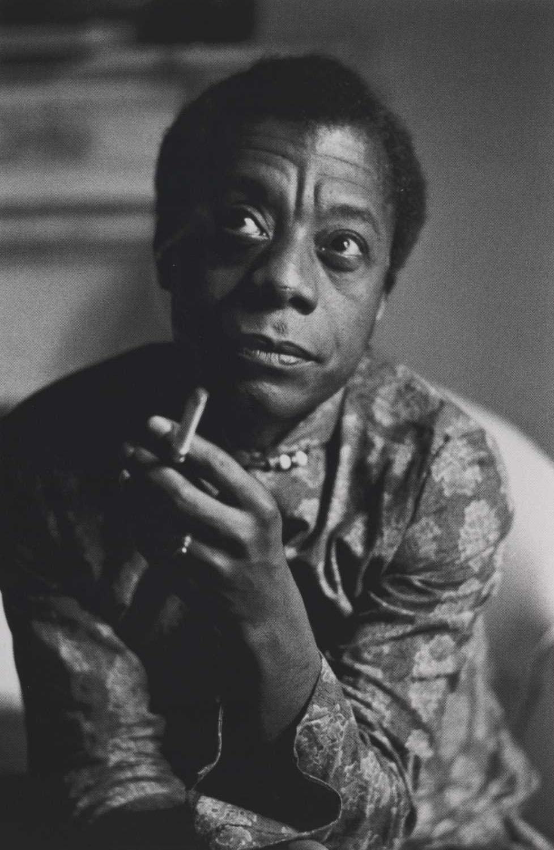 organization: Guy Le Querrec James Baldwin in his residence, France 1970 Royalty