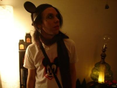 I've actually seen worse bootleg Mickey Mouses (Mickey Mice?) since moving to LA...
