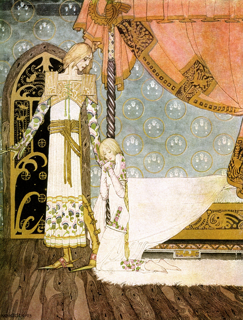 The image used to introduce me to Kay Nielsen.