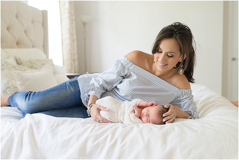 Welcome Baby Lila | Ashburn & Northern VA Lifestyle Newborn Photographer