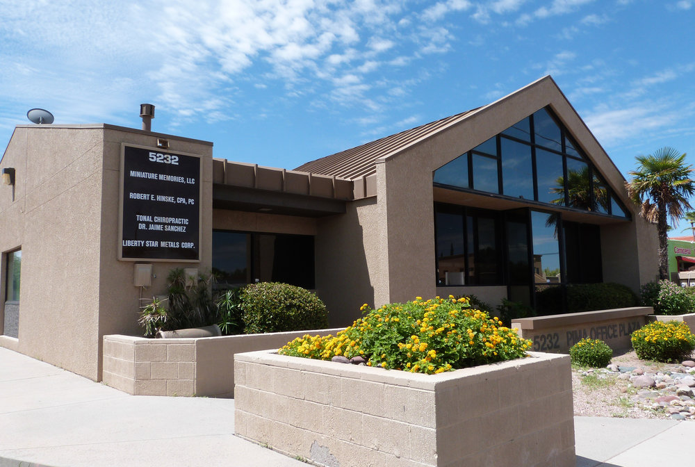 5232 E. Pima - Retail/Office    846 - 3,651 SF Available