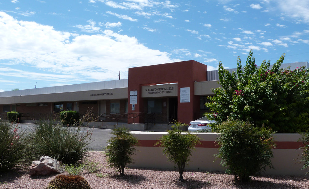 2122 & 2224 N. Craycroft - Medical/Office    844 - 5,862 SF Available