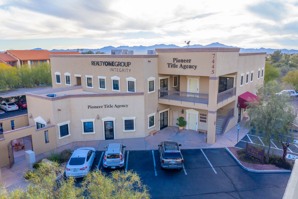 Sun Professional Center - 7435-7477 N Oracle    2,148 SF Available