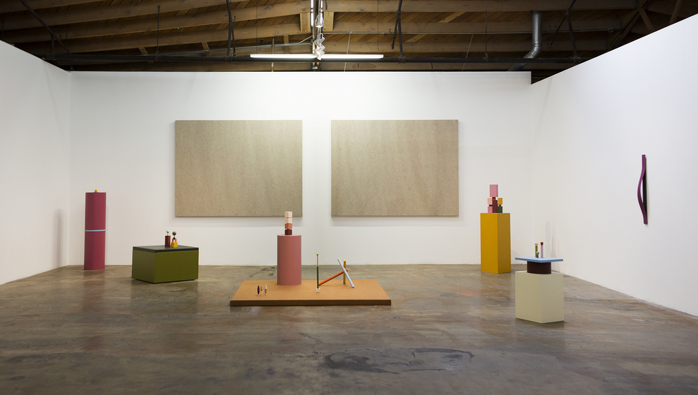 Luckey Remington, Installation View